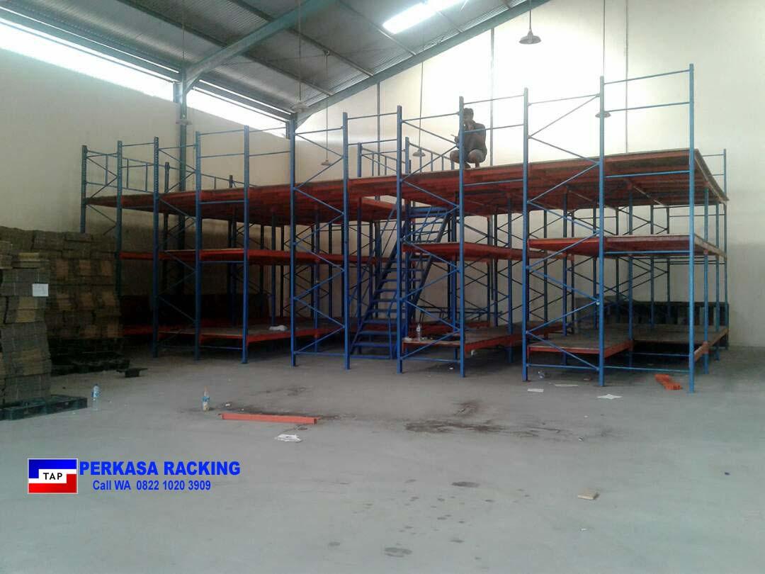 Rak Gudang Produksi Perkasa Racking