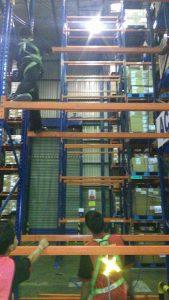 Rak Gudang Pallet Produksi CV TAP