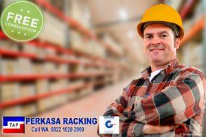 jasa pembuatan rak gudang